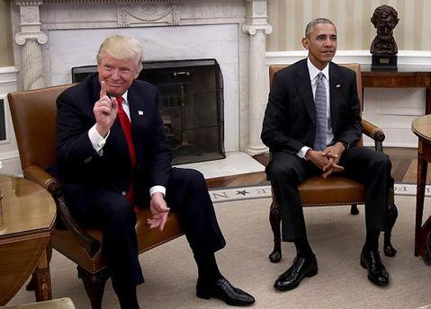 Трамп не припиняє сипати звинуваченнями на адресу Обами