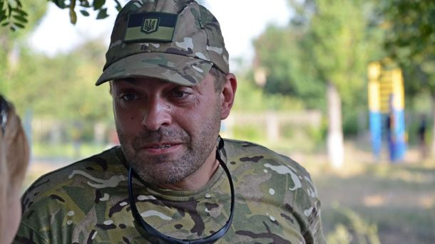 Советник президента Юрий Бирюков