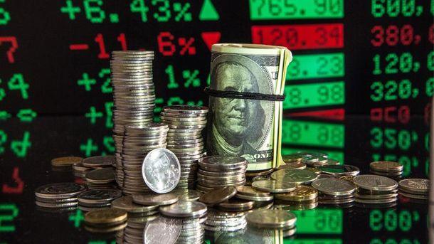 Ціна як долара, так і євро знизилася