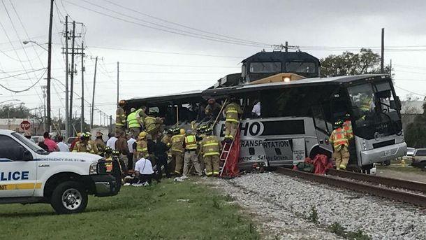 Моторошна аварія в США