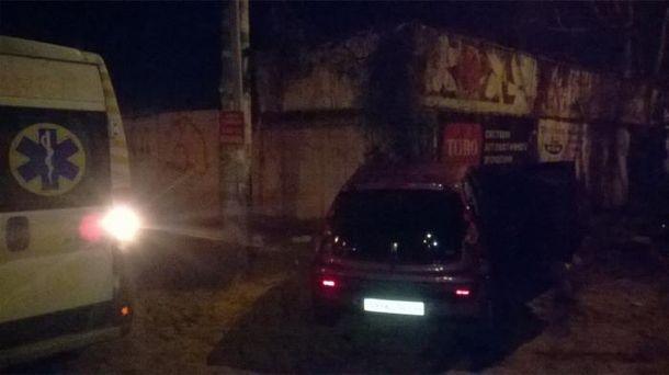 Смертельное ДТП в Одессе