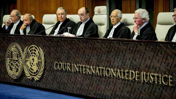 Суд ООН рассматривает иск Украина против России