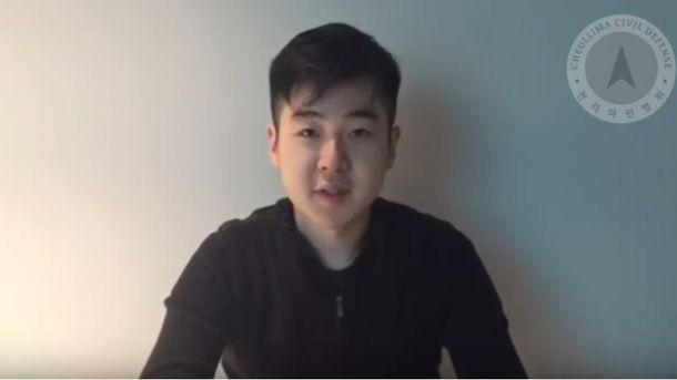 Хлопець називає себе сином вбитого Кім Чен Нама