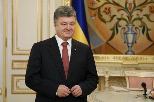 Петр Порошенко возьмется за распространение украинского языка