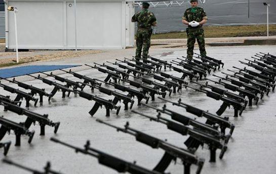 Україна отримає від США гроші на зброю