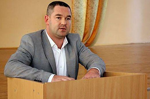 Мирослав Продан недавно приобрел новенькое авто