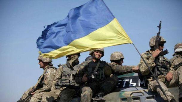 Ни один украинский воин не был ранен