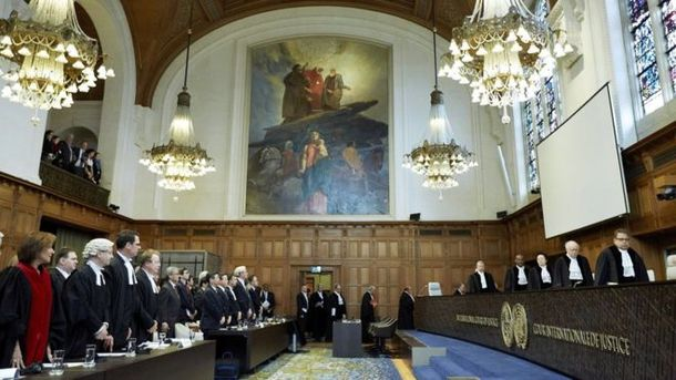 Суд  ООН
