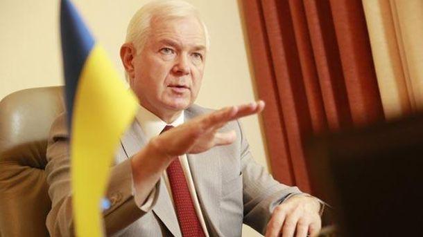 Экс-глава Службы внешней разведки, генерал Николай Маломуж
