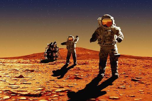 Колонизация Марса