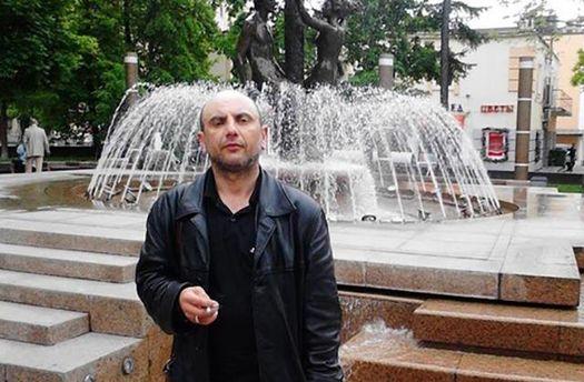 Андрій Захтей відмовився від громадянства РФ