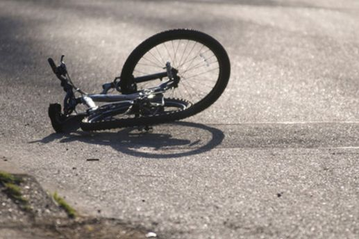 Военный переехал велосипедиста