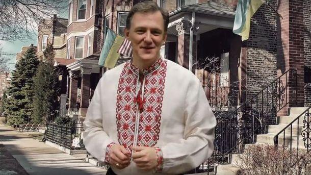 Американские дипломаты поздравляют с днем рождения Шевченко