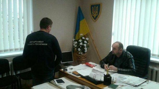 Председатель сельсовета на Закарпатье погорел на взятке