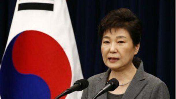 Президент Южной Кореи