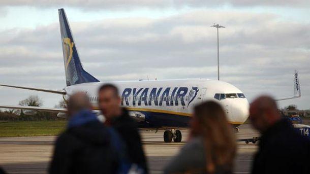 Очікується, що 15 березня Ryanair оголосить про початок роботи в Україні