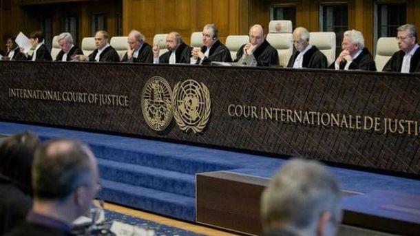 Суд в Гааге рассматривает иск Украины против России