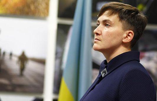 Силовики допросили Савченко в качестве свидетеля