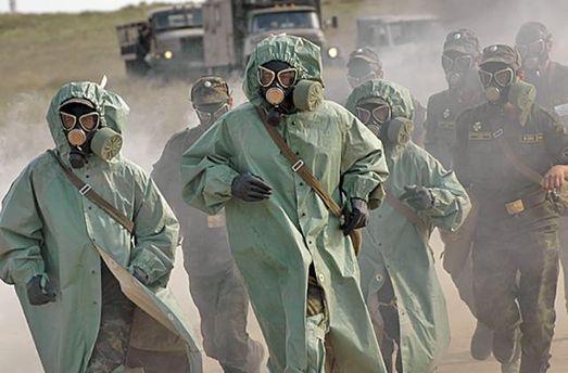 На Донбассе из-за обстрелов может случиться химическая катастрофа
