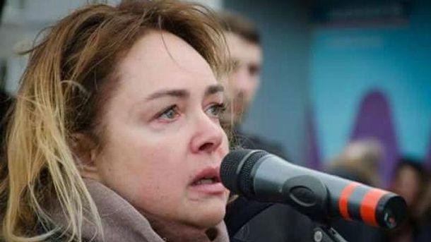 Опозиціонерка Ольга Курносова