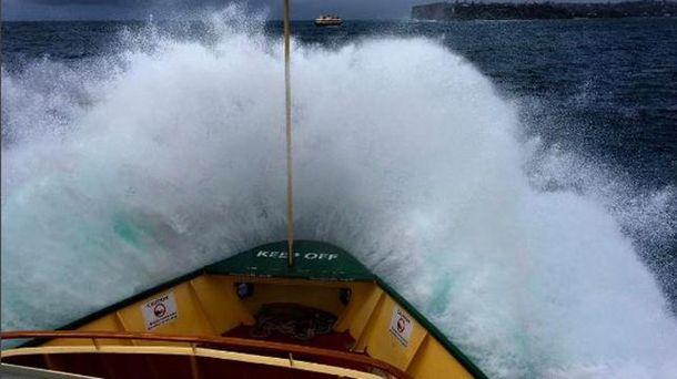 Опасные австралийские волны