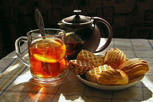 З чим не можна змішувати чай