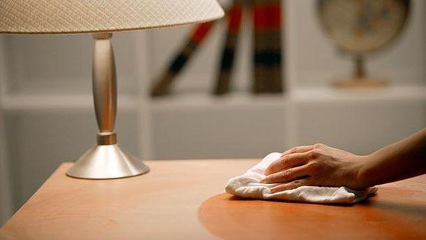 Як зробити поліроль для меблів