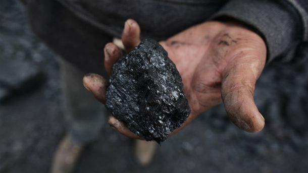 Об'єми імпорту російського вугілля