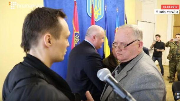 Резниченко разозлила просьба успокоиться