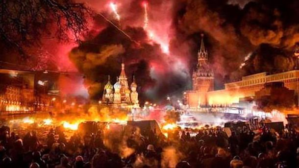 Майбутнє Росії – протести та розкол