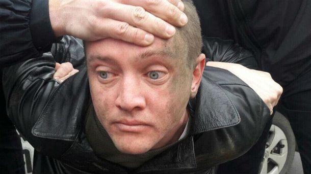 Винуватець ДТП в Києві