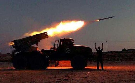 Боевики обстреливают позиции ВСУ в районе Авдеевки