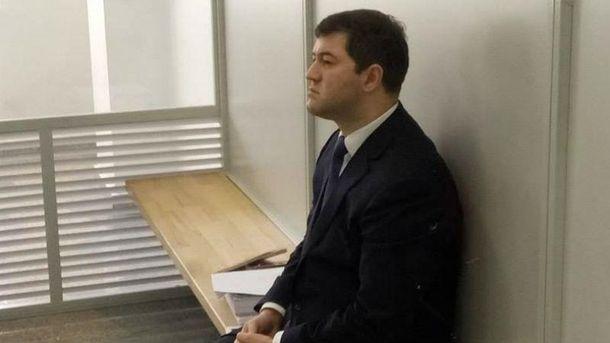 Роман Насіров в суді