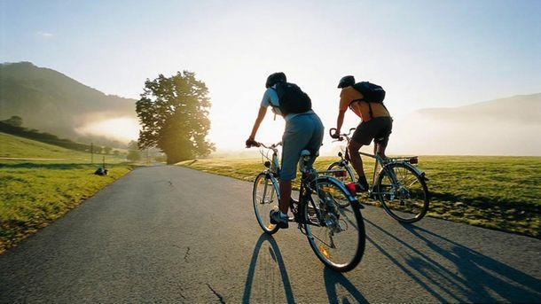 Крутити педалі – це здорово!