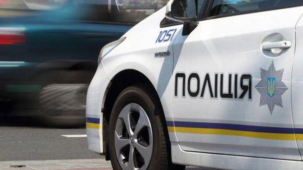 Поліцейські автівки