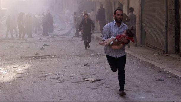 С начала войны в Сирии погибло почти полмиллиона человек