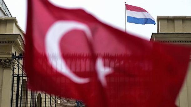Між Туреччиною та Нідерландами розгорнувся скандал