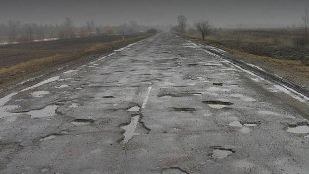 Ями з українських доріг нікуди не дінуться