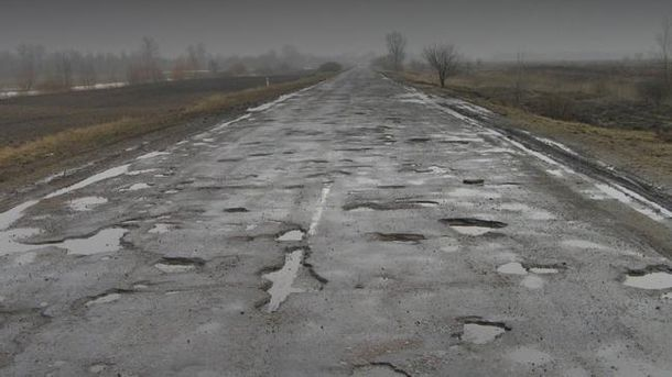 Ямы с украинских дорог никуда не денутся