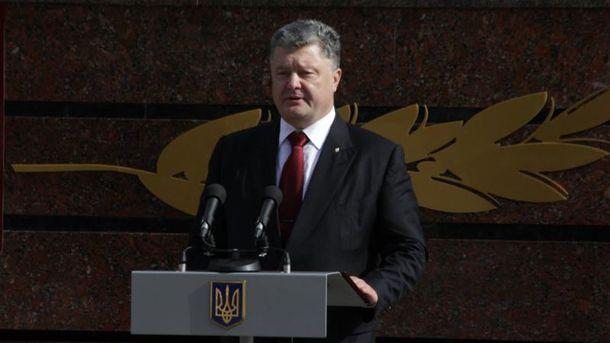 Порошенко за розширення санкцій проти Росії
