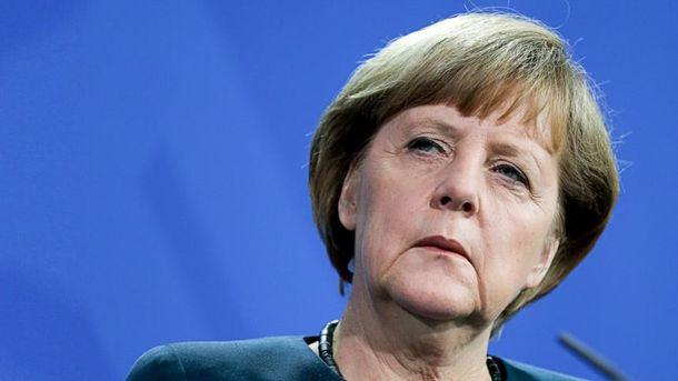 Сніг завадив Меркель зустрітися з Трампом