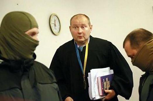 Скандальный судья Николай Чаус
