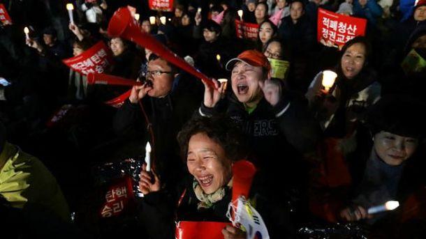 Позачергові президентські вибори у Південній Кореї відбудуться 9 травня