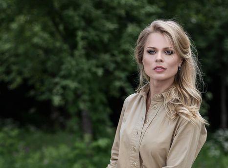 Ольга Фреймут вагітна втретє