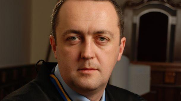 Суддя Андрій Овсієнко
