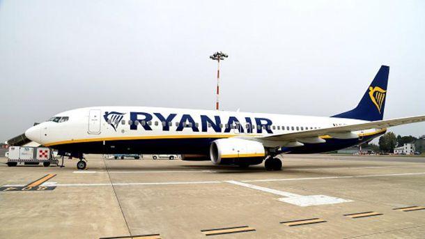 Ryanair може літати з