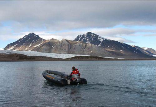 Як тануть льодовики в Арктиці за 100 років: вражаючі фото порівнянь