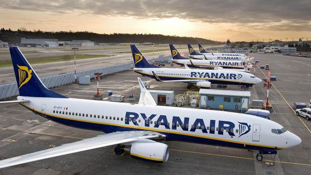 Літаки Ryanair