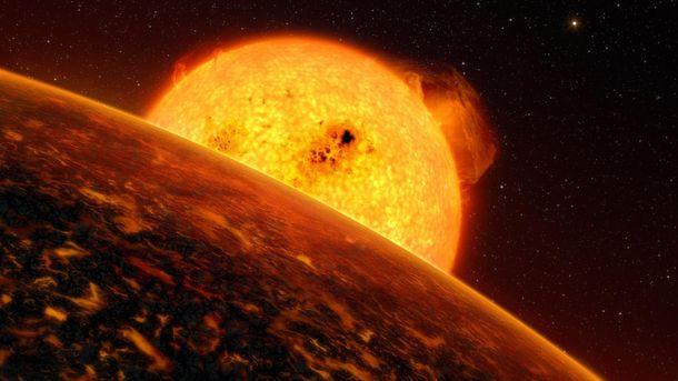 Земля та Сонце
