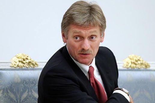 Дмитрия Пескова пугает ситуация с российскими банками в Украине